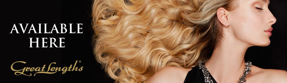 Stockists of Great Lengths hair extensions